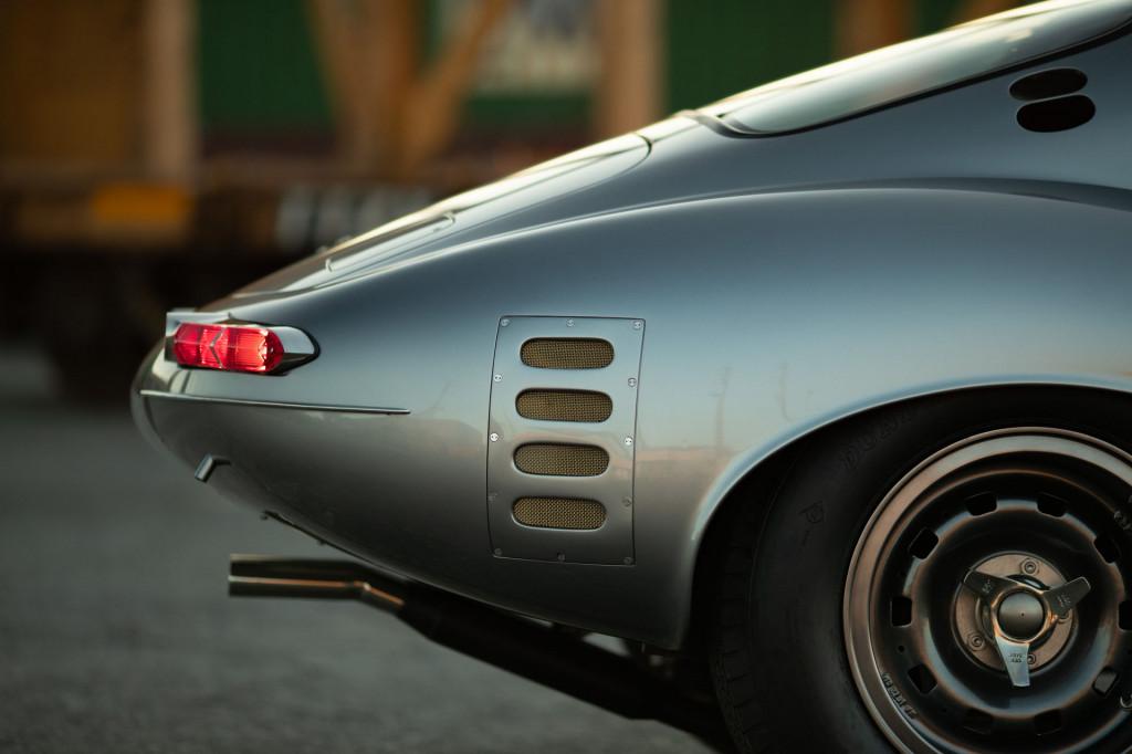1963 Jaguar E-Type Low Drag Coupe OWL226