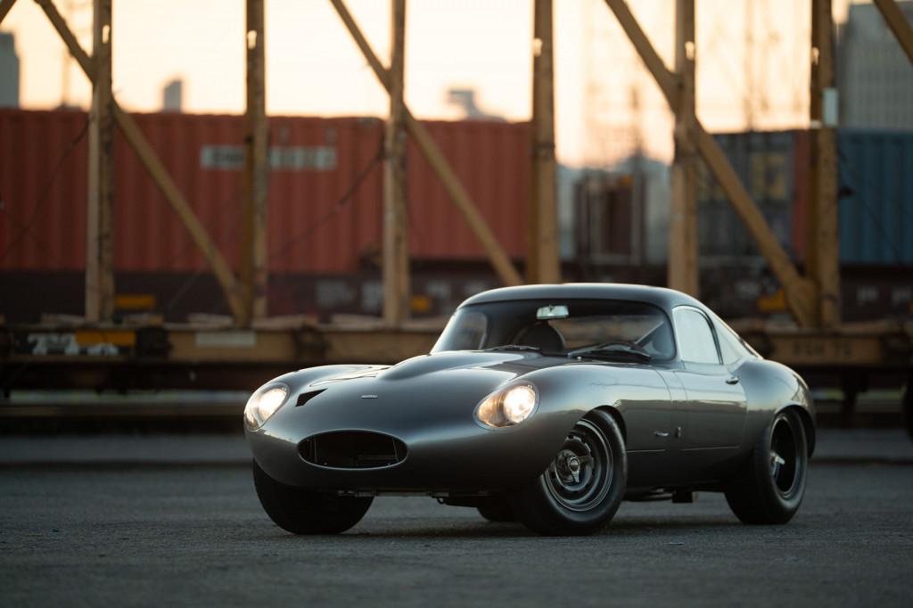 Diez Concepts Jaguar E-Type Low-Drag Coupe is the latest reimagined classic