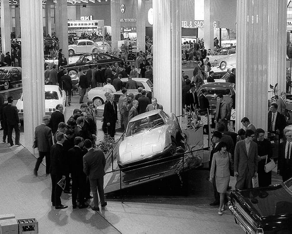 1965 Experimental Opel GT