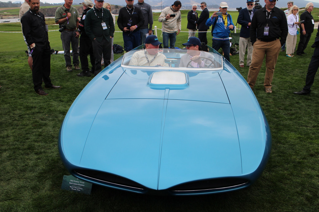1965 Pontiac Vivant Herb Adams Roadster, 2017 Pebble Beach Concours d'Elegance