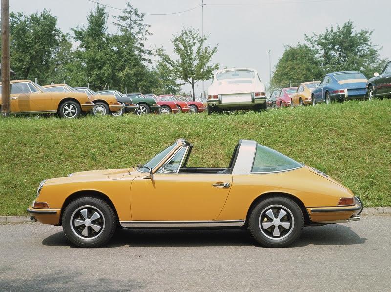 1965 Porsche 911 Targa