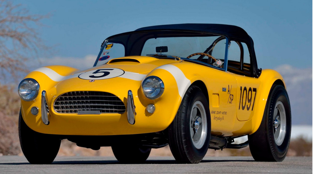 1965 Shelby Cobra Factory Stage III 289 Dragonsnake