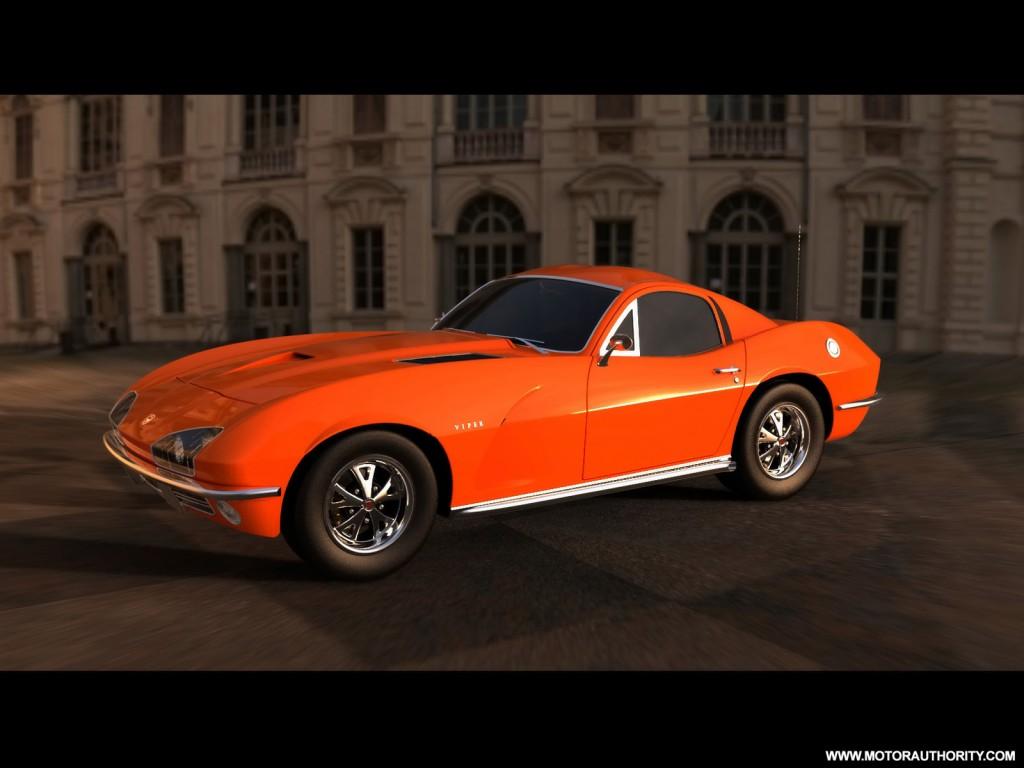 Image: 1967 dodge viper concept rafael reston 025, size: 1024 x 768