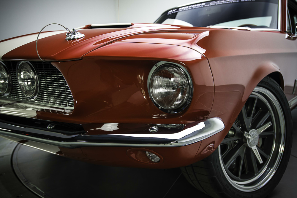 1967 Ford Shelby GT500 Mustang