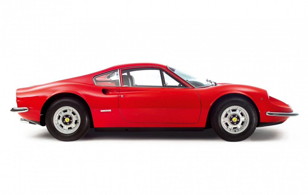 Modern Ferrari Dino plans put on hold