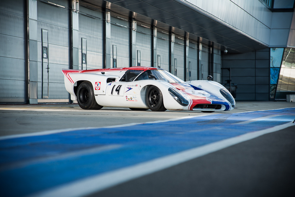 1969 Lola T70 Mk III B From \'Le Mans\' Heads To Auction