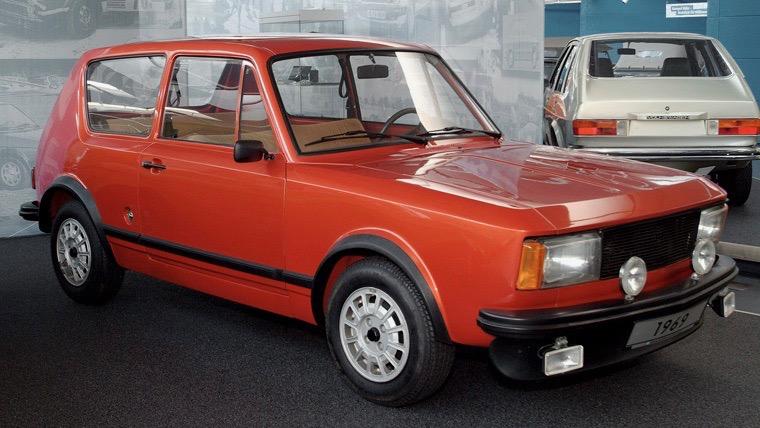 1969 Volkswagen EA276 prototype