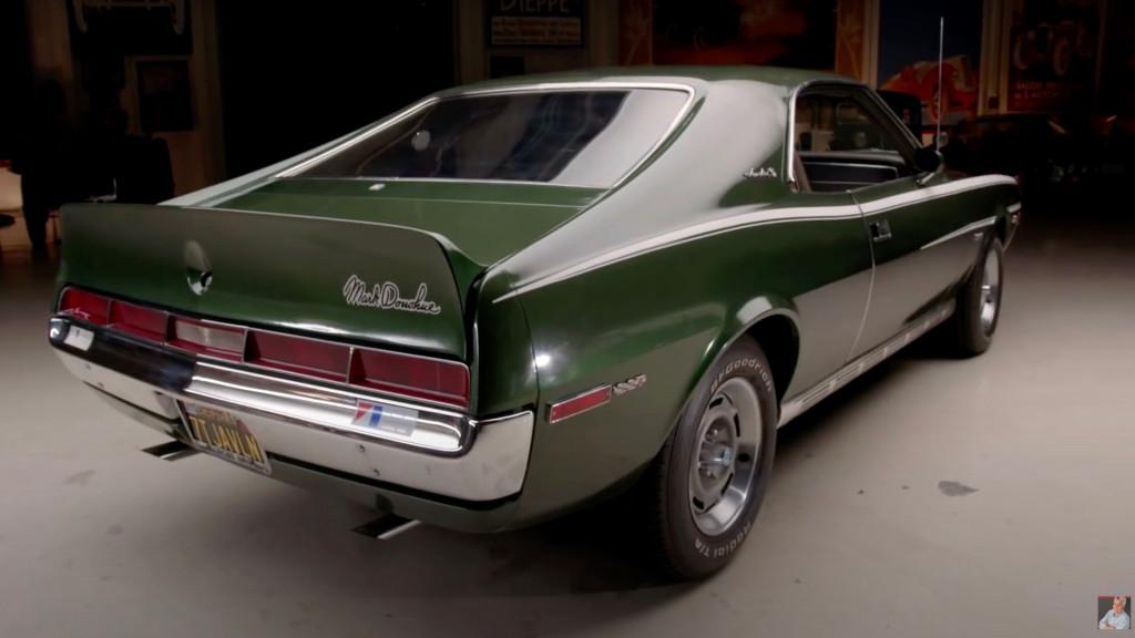 1970 AMC Javelin Mark Donohue Edition on Jay Leno's Garage