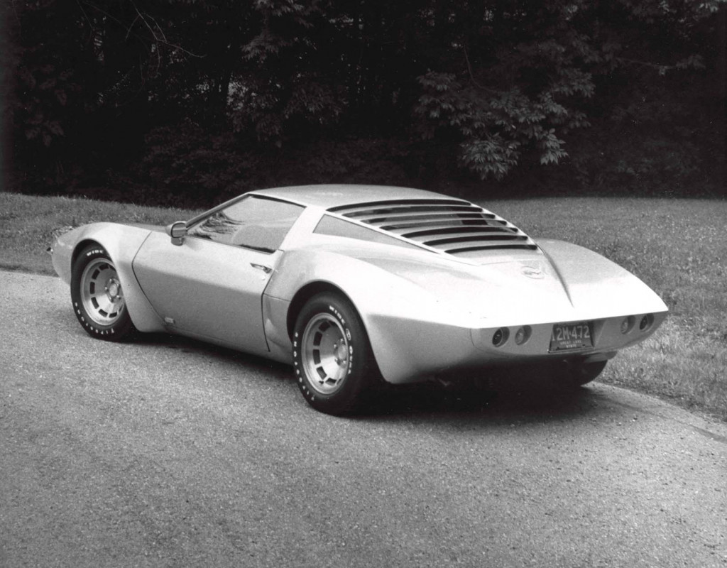1970 Chevrolet XP882, image via General Motors