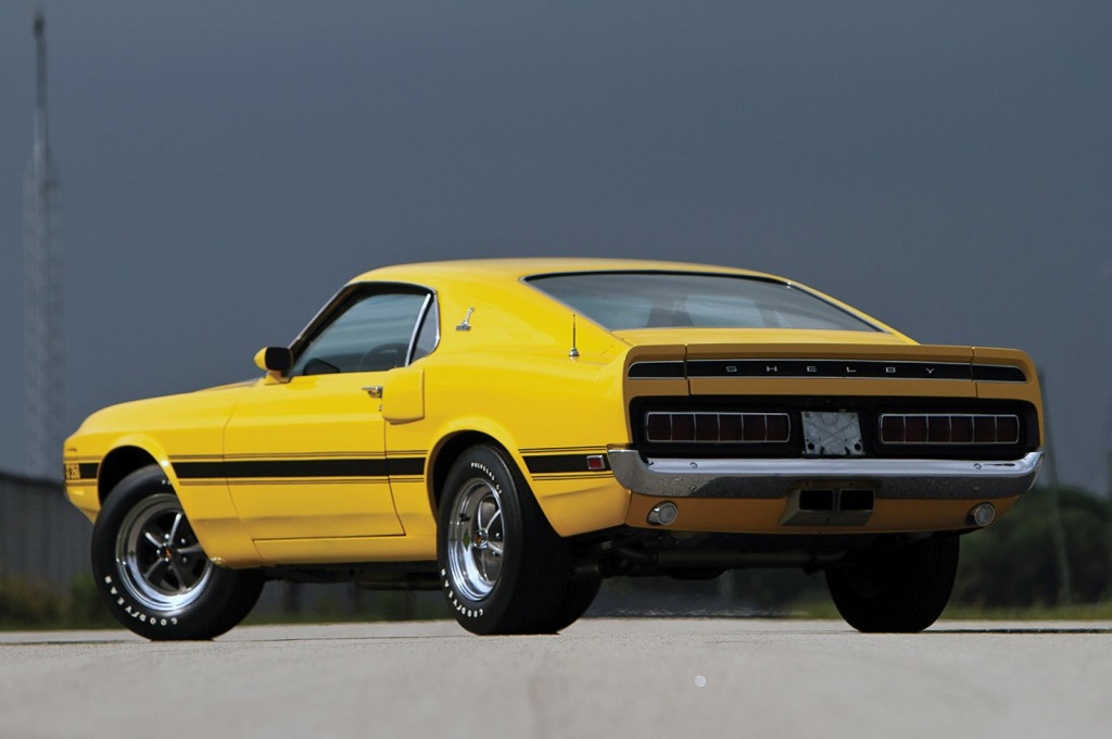 1970 Shelby GT350 - Image: RM Auctions