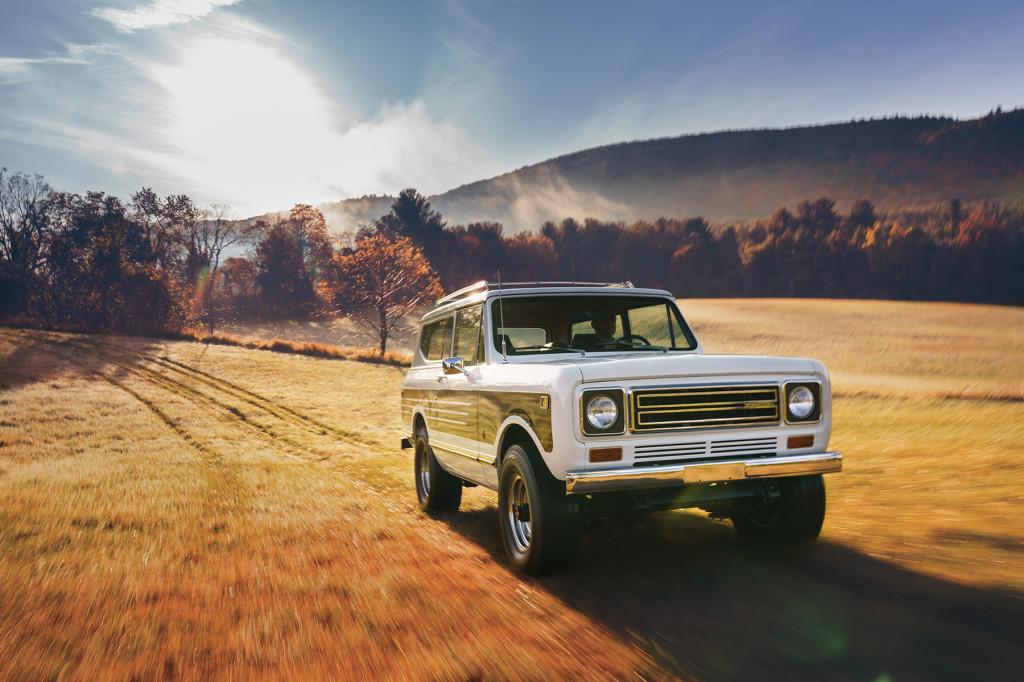 1971-80 International Harvester Scout