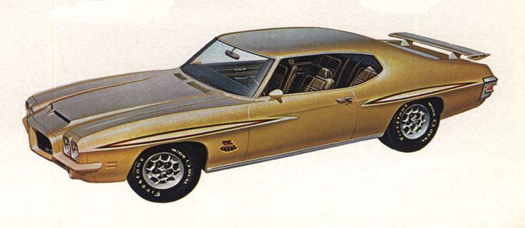 The last Ram Air Pontiac GTO Judge lives in Minnesota