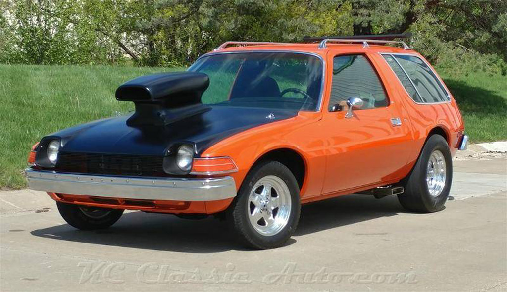 This 1977 AMC Pacer wants your mom's number