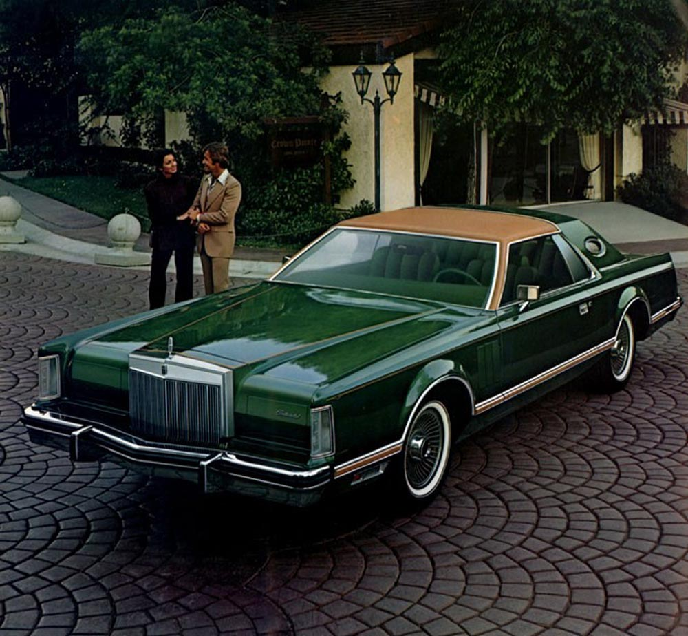 Guilty Pleasure: Lincoln Continental Mark V Givenchy Edition