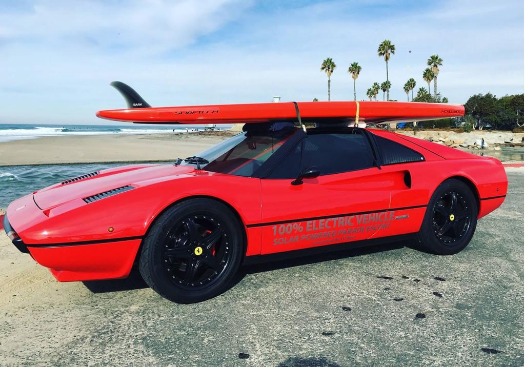 Electric Ferrari Magnum P I Style