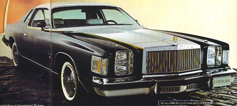 1979 Chrysler Cordoba