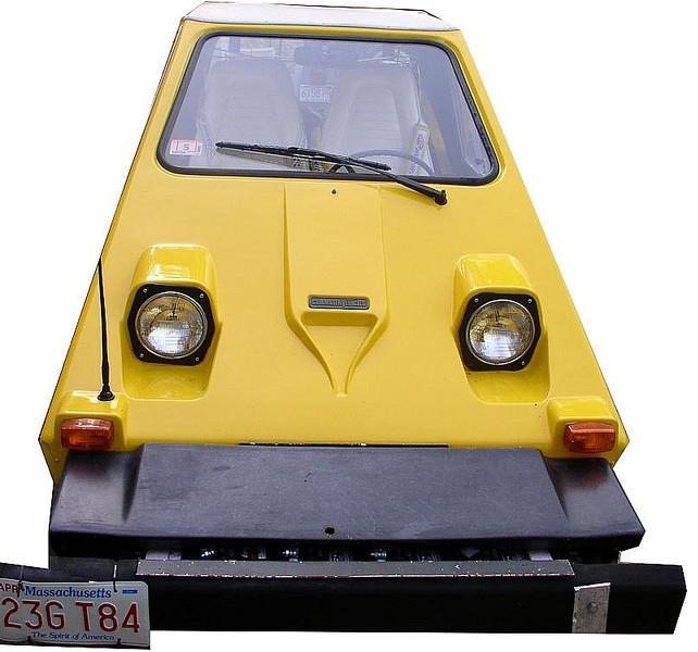 Honda World Conway >> RIP Bob Beaumont: Creator Of 1970s CitiCar Electric Dies
