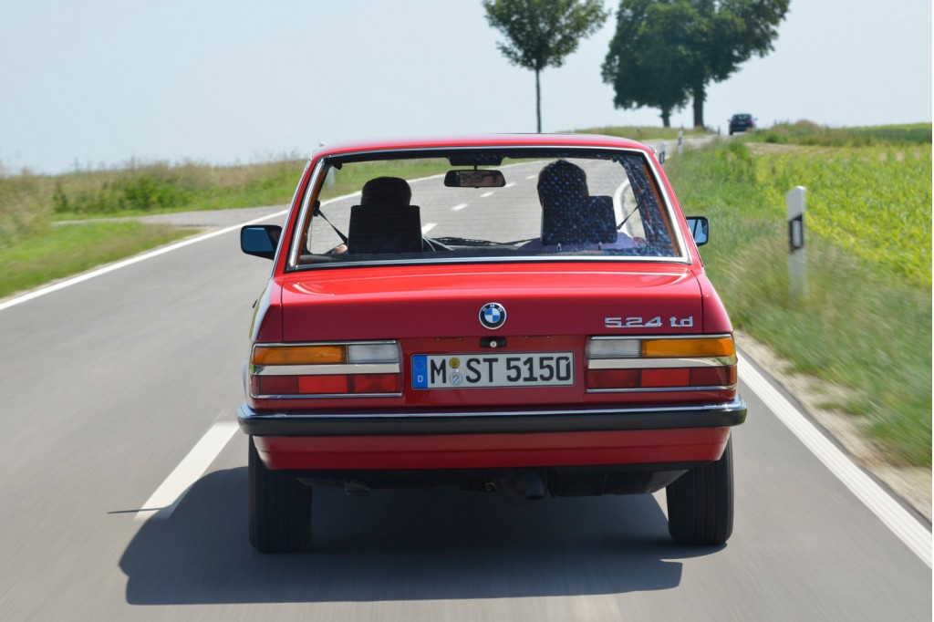 Image: 1983 BMW 524td, size: 1024 x 682, type: gif, posted on: July ...