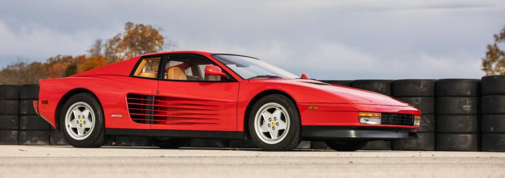 1984–91 Ferrari Testarossa- Hagerty Media