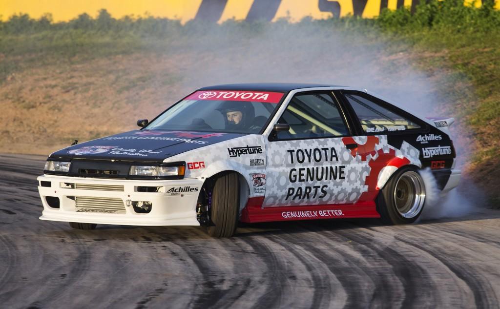 Drift King Keiichi Tsuchiya reveals restored Toyota AE86