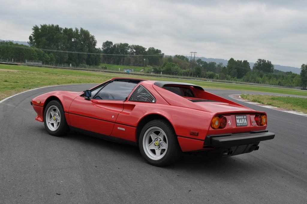 Ferrari 308 Convertible 1985 Red For Sale. 00000000000000000 1985 ...