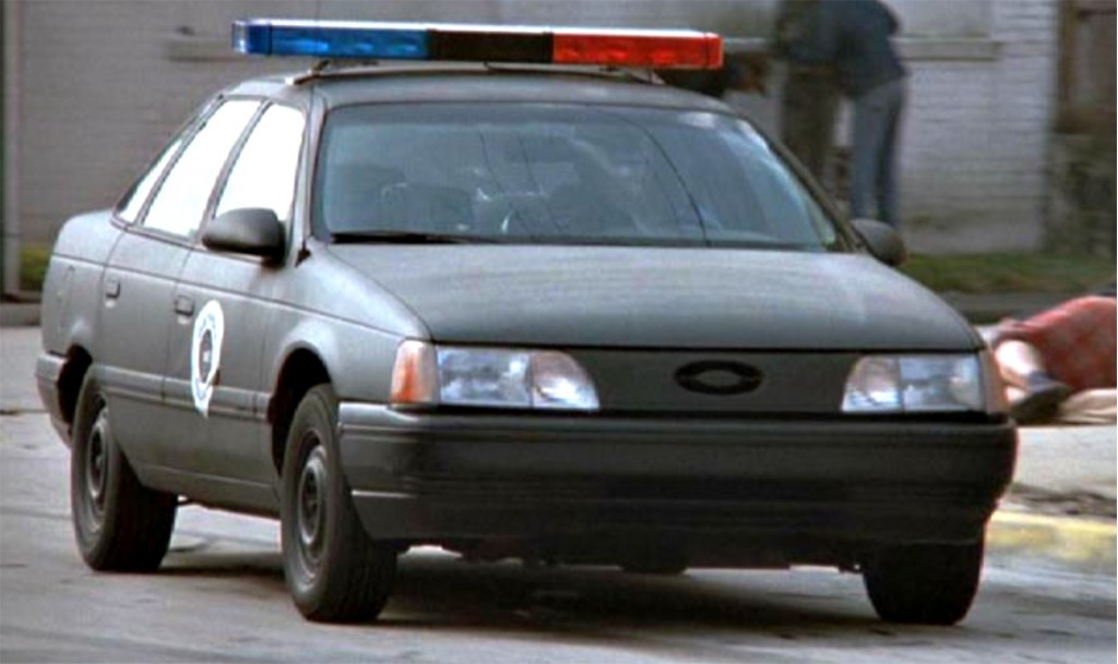 Image: 1985 Ford Taurus from Robo Cop, size: 1024 x 609 ...