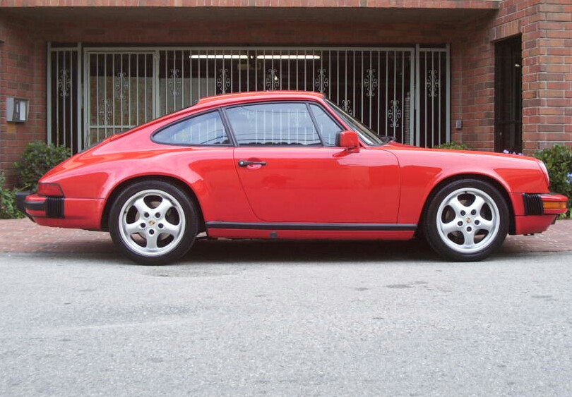 A Look Back My 1986 Porsche 911 Carrera