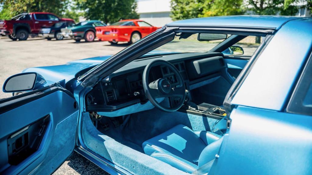 1988 Chevrolet Corvette ZR-1 prototype (Photo by Cars & Bids)