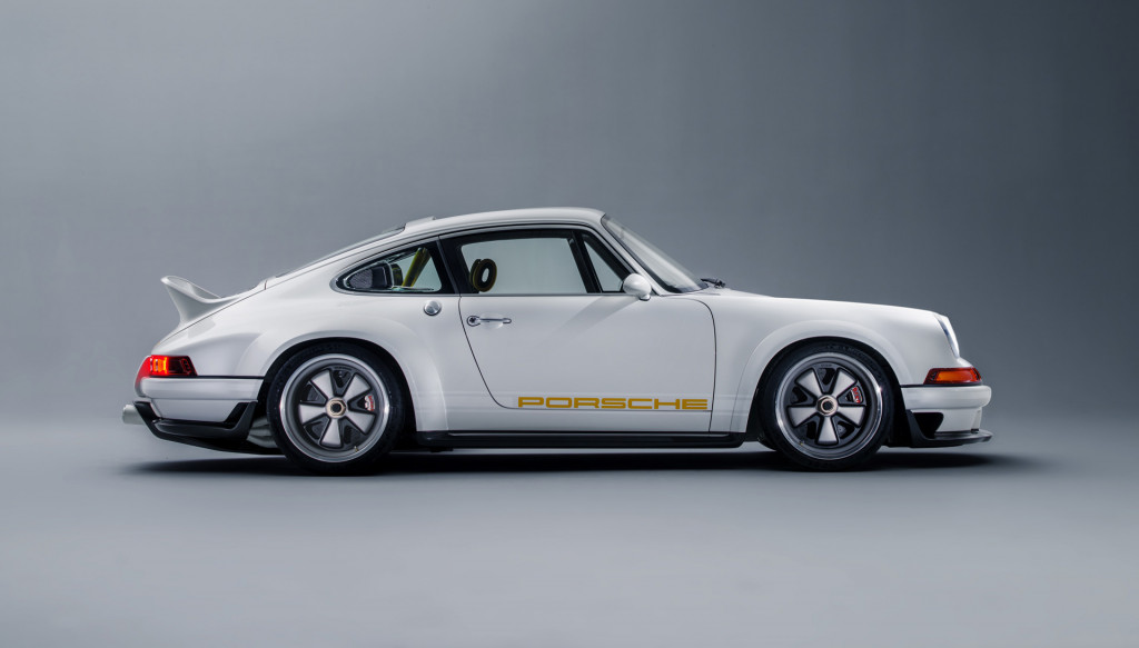 Singer and Williams go into detail on their lightweight 911