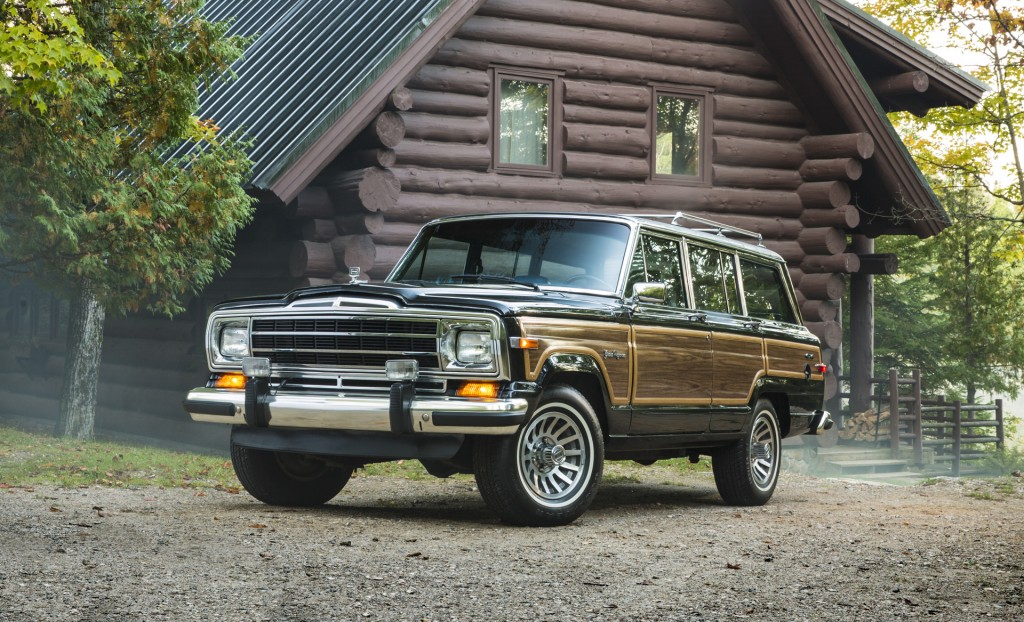 Jeep Grand Wagoneer >> Hellcat Powered Jeep Grand Wagoneer Trackhawk Listed In Supplier