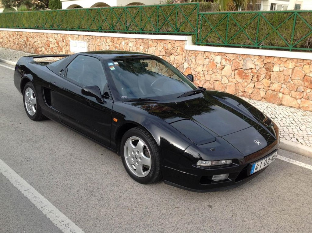 Another Ayrton Senna-Owned Acura NSX Up For Sale