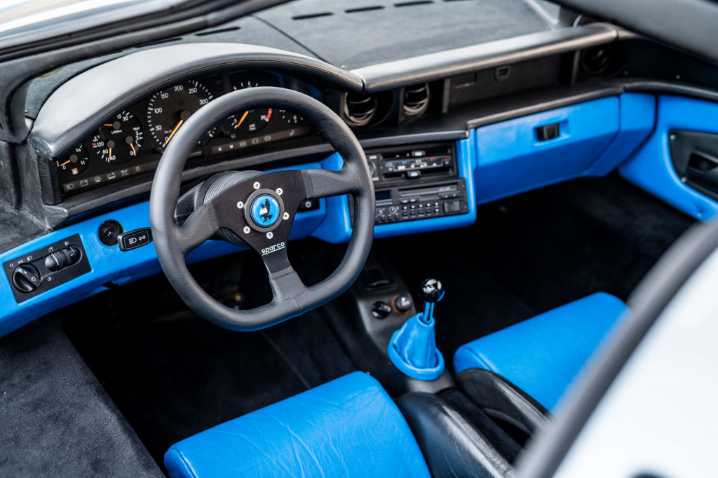 1993 Isdera Commendatore 112i - Photo credit: Remi Dargegen/RM Sotheby's