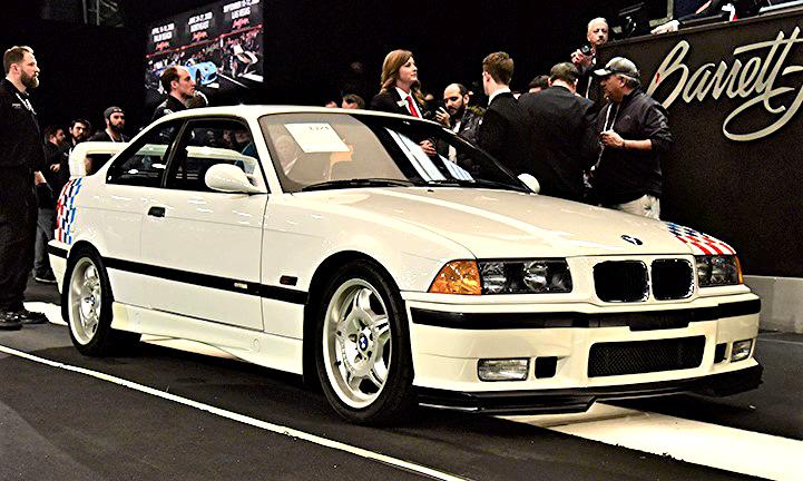 Paul Walker's 1995 BMW M3 Lightweight