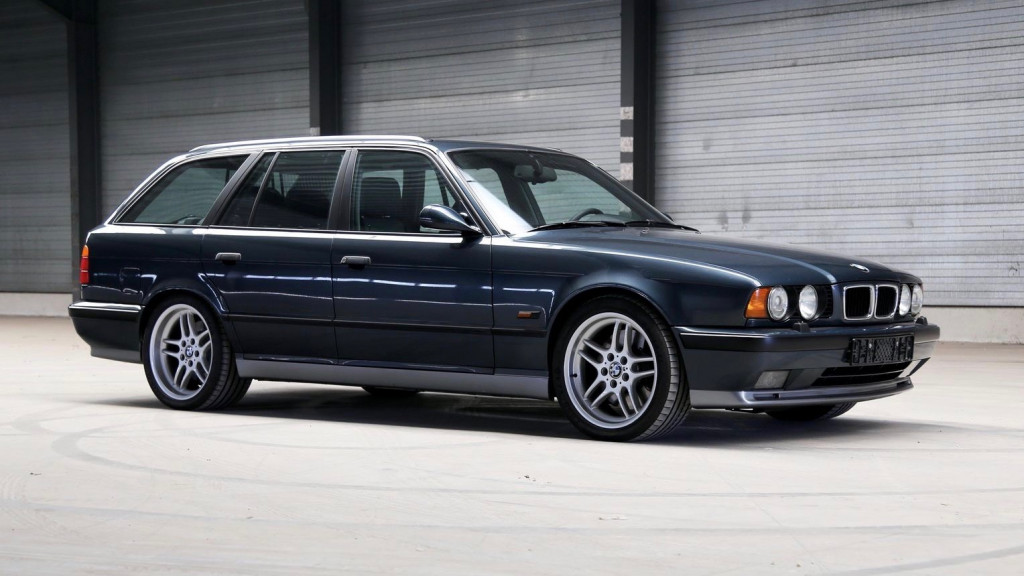 Swagger Wagon 1995 Bmw M5 Wagon For Sale In The Us