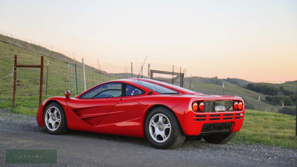 1995 McLaren F1 (Photo by Issimi)