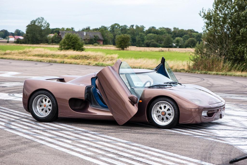 the very first Koenigsegg