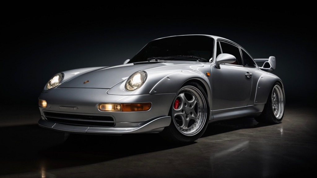 1996 Porsche 911 GT2 for sale (Photo by RM Sotheby's)