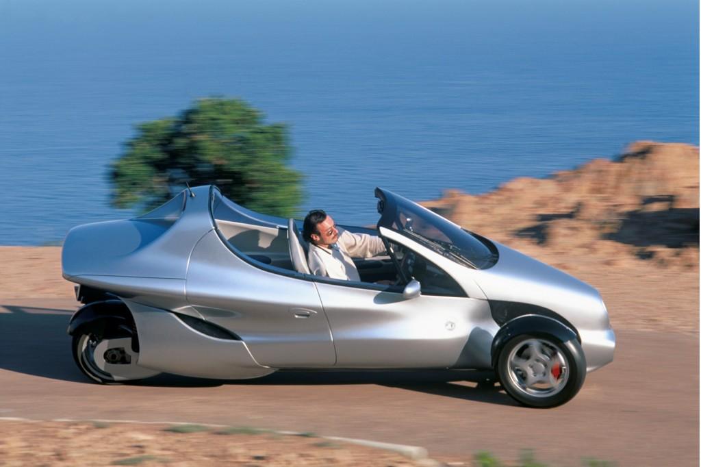 1997 Mercedes-Benz F300 Life-Jet concept