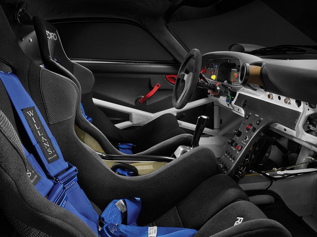 1997 Porsche 911 GT1 Evolution - Image via RM Sotheby's
