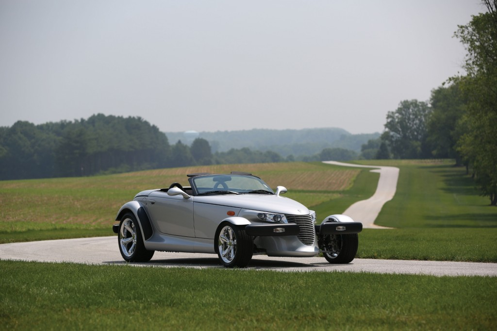 2000 Plymouth Prowler, photo Teddy Pieper, 2015 Auctions America