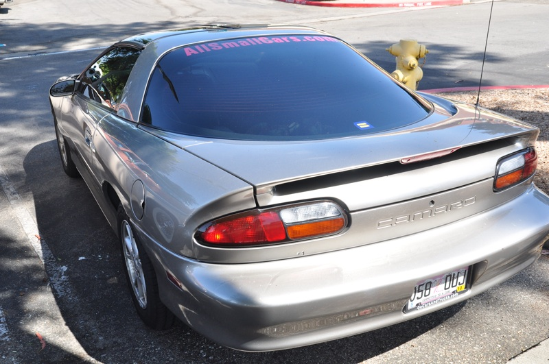 Retro Review: Does A 2001 Chevorlet Camaro Stand the Test ...