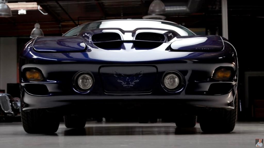 2002 Pontiac Firebird Trans Am WS6 on Jay Leno's Garage
