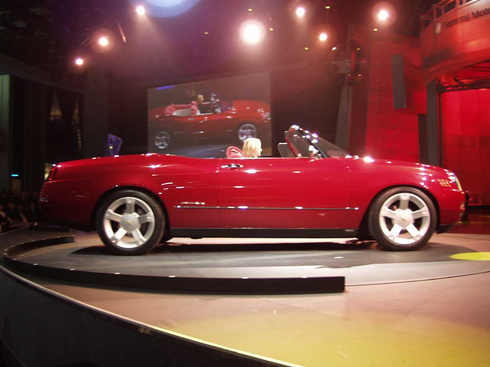 Image: 2002 Chevrolet Bel Air concept, size: 1000 x 750, type: gif, posted on: December 31, 1969 ...