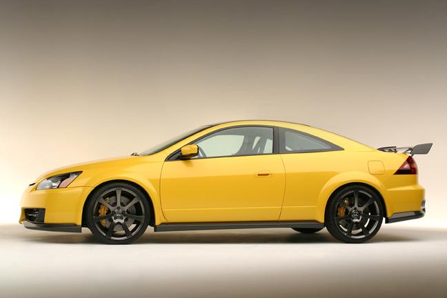 2002 Honda Accord Coupe Concept