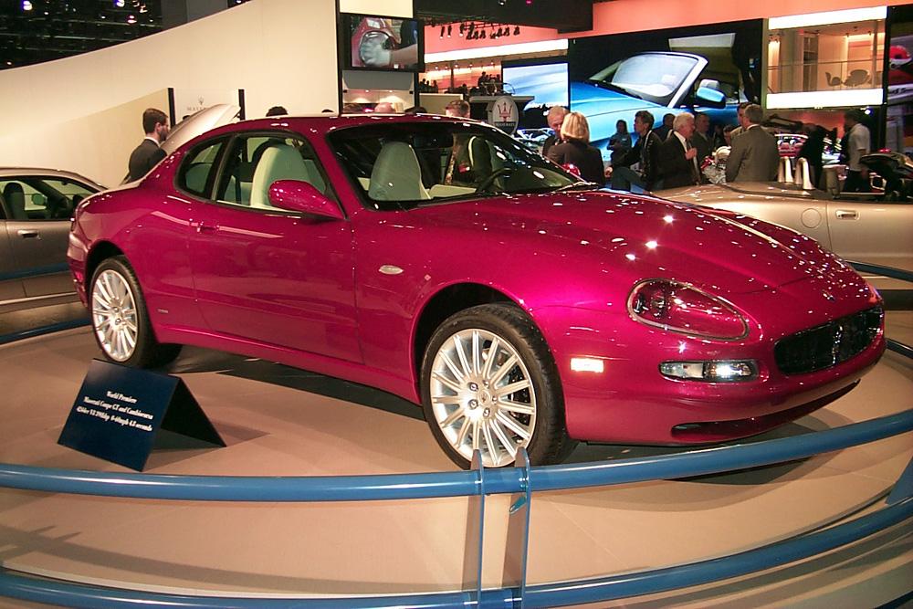 2002 Maserati Coupe Review