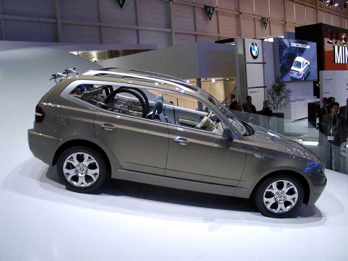 2003 BMW xActivity Vehicle concept, Geneva Auto Show