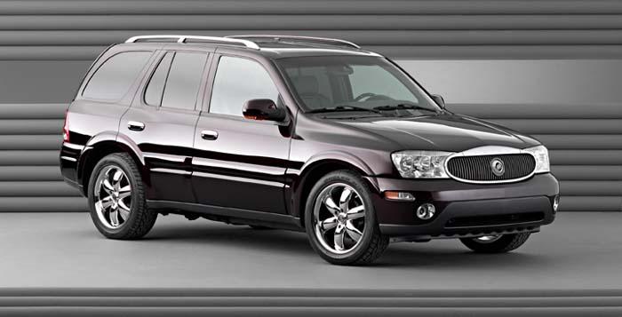 2003 Buick Rainier TW concept