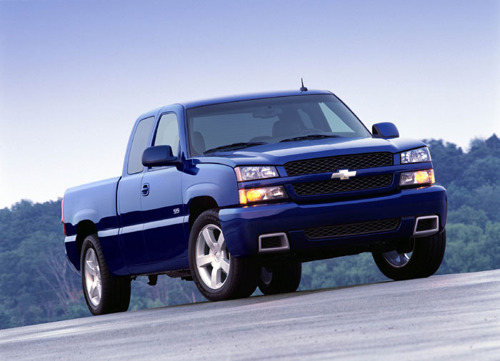 2003 Chevrolet Silverado Ss Chevy Review Ratings Specs Prices
