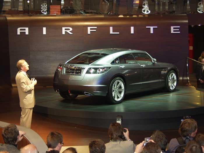 2003 Chrysler Airflite concept, Geneva Auto Show