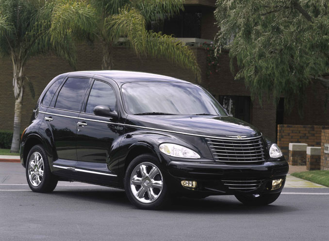 2003 Chrysler PT Cruiser Chrome